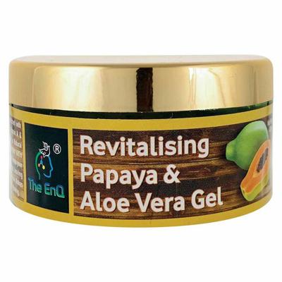Revitalising Papaya and Aloe Vera Gel