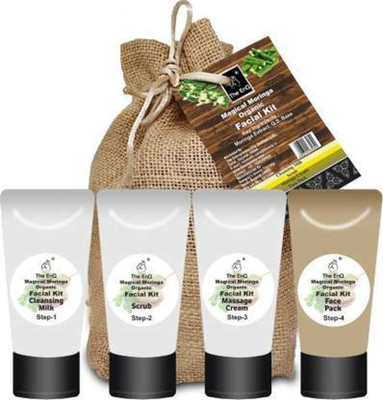 Magical Moringa Organic Facial Kit