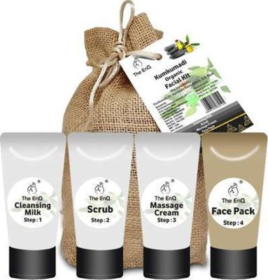 Kumkumadi Organic Facial Kit