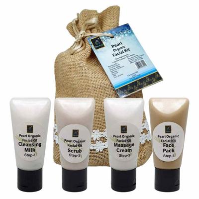 Pearl Organic Facial Kit