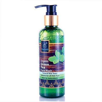 Organic Green Tea Face Wash