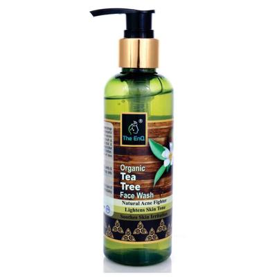 Organic Tea Tree Face Wash