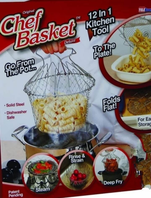 Picture of CHEF BASKET