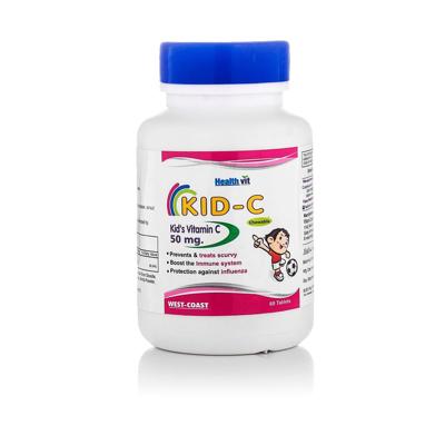 KID-C Kid's Vitamin-C Chewable