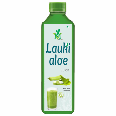 Lauki Aloevera (Sugar Free) Juice