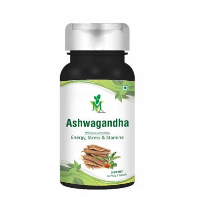 Picture of Ashwagandha Veg. 60 CapsulesPack of 1