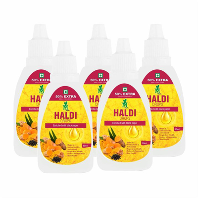 Picture of Haldi Drop (Pack of 5/ 30ml each)