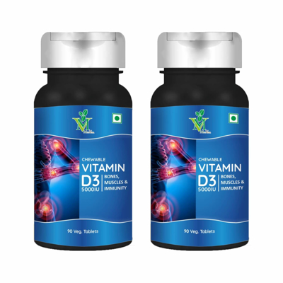 Vitamin D3 Chewable Tablets