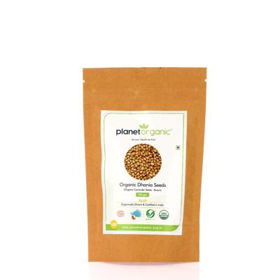 Organic Dhania Seeds