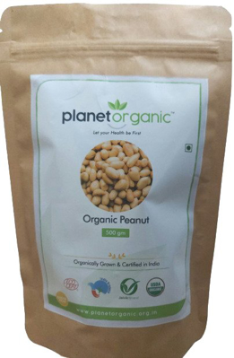 Organic Peanut