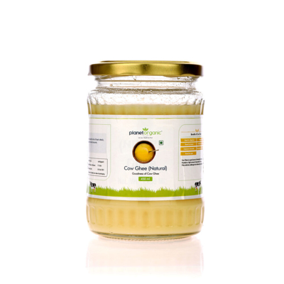 Organic Ghee (NPOP)