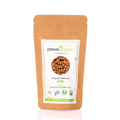 Organic Natural Almond