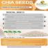 Chia Seed White