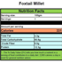 Fox tail millet