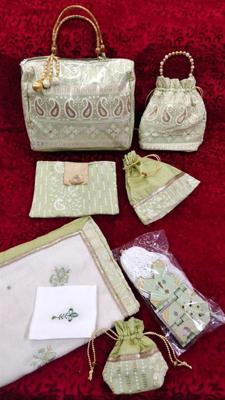 Lakhnavi Samayik Set
