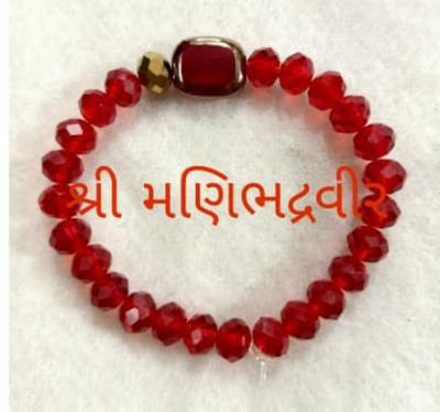 CRYSTAL RAKSHA POTLI ( Shri Mani Bhadraveer)
