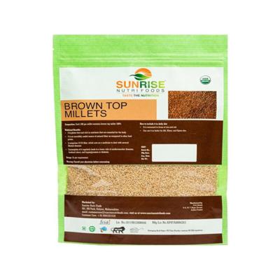 Brown Top Millets