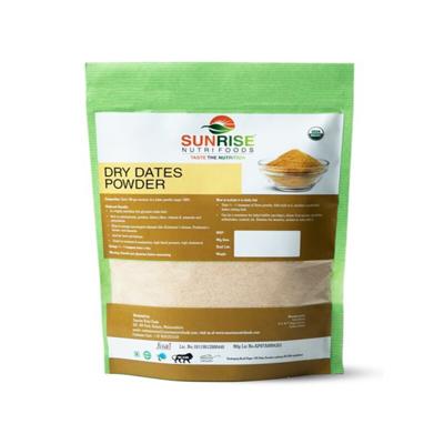 Dry Dates Powder Sugar