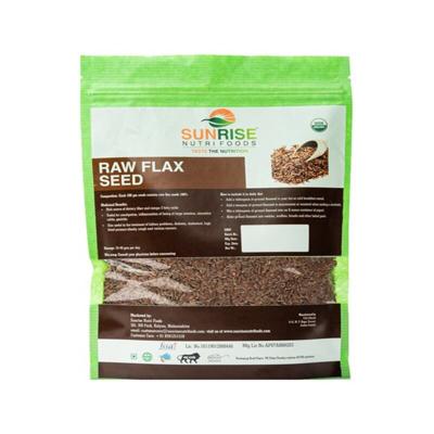 Raw Flax Seed