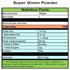 Super Green Powder