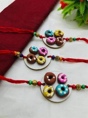 Designer Donuts rakhi_Jain Marketplace
