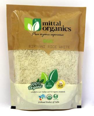 Biryani Rice White