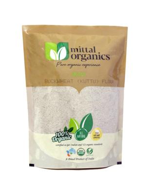 Buckwheat (Kuttu) Flour