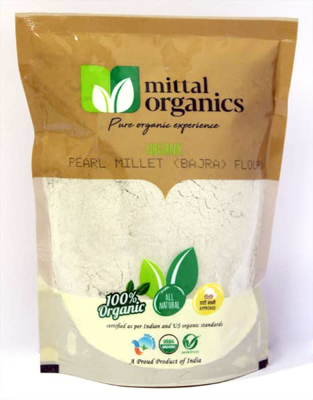 Pearl Millet (Bajra) Flour