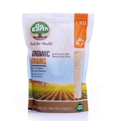 White Basmati Rice  Premium