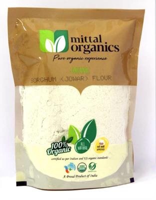 Sorghum (Jowar) Flour