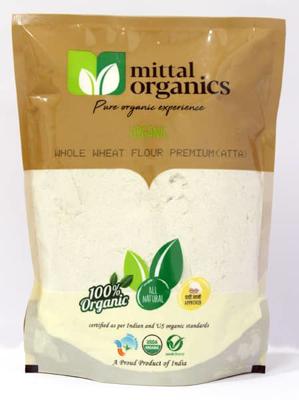 Whole Wheat Flour Premium (Atta)