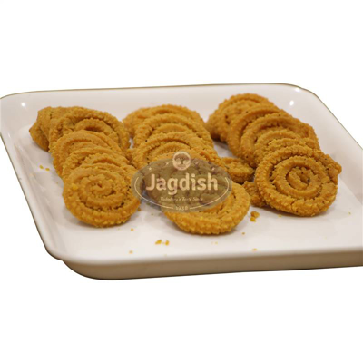 Picture of WHEAT CHAKARI - 400 GMS (PACK OF 2/ 200 GMS Each)